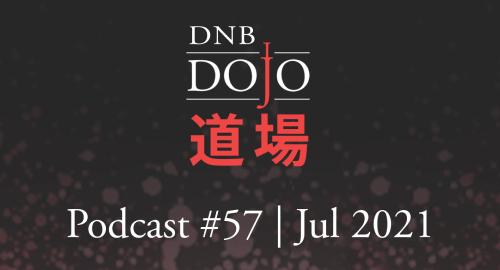 Hex - DNB Dojo Podcast #57 [July.2021]