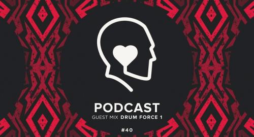 D.E.D & Drum Force 1 - Warm Ears Podcast #40 [Sept.2021]