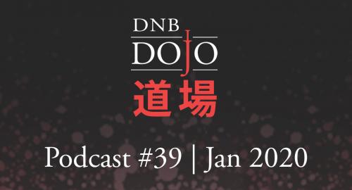 Hex - DNB Dojo Podcast #39 [Jan.2020]
