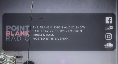 The Transmission Audio Show - The Last Stand, Point Blank FM London: 19th June 2021