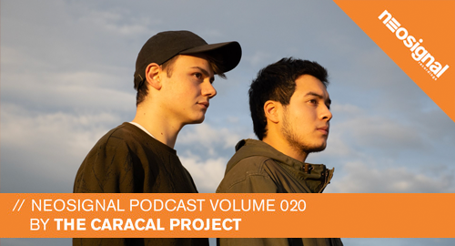 The Caracal Project - Neosignal Podcast #020 [31.01.2019]