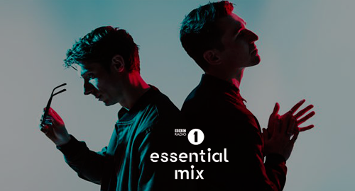 Fred V & Grafix - Essential Mix # BBC Radio 1 [21.05.2016]
