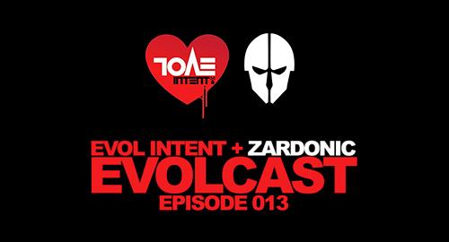 Gigantor - Evolcast #013, Zardonic Guest Mix [July.2016]