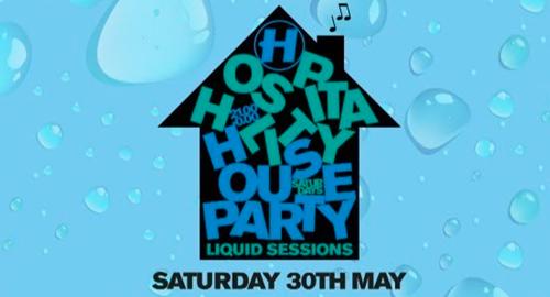 Seba - Hospitality House Party # Liquid Sessions [30.05.2020]