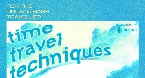 Konnekt - Time Travel Techniques ['94 - '96 atmospheric drum&bass mix]