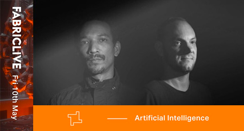 Artificial Intelligence - FABRICLIVE x Integral Records Promo Mix [May.2019]