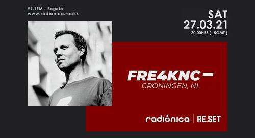 Fre4knc - RE.SET X Franja Electronica Radionica 2021