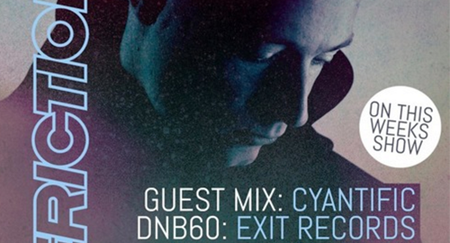 Cyantific - Mix for Friction, BBC Radio 1