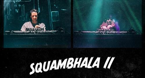 JRoy b2b rec12 - Live at Squambhala 2
