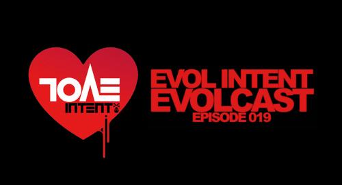 Evol Intent - Evolcast #019 [June.2021]