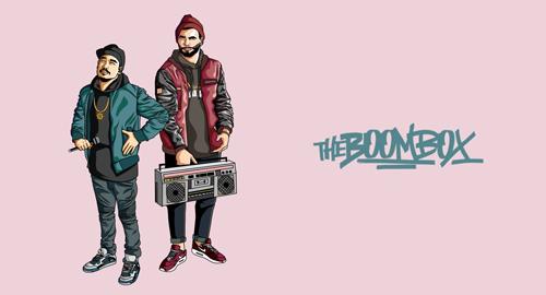 Lenzman & Dan Stezo - The Boombox [Dec.2017]