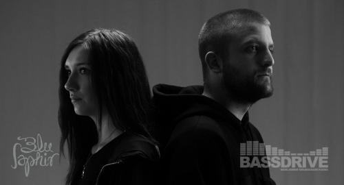 Jay Rome feat. Sequent X Skruff - Blu Saphir Show # Bassdrive [July.2021]
