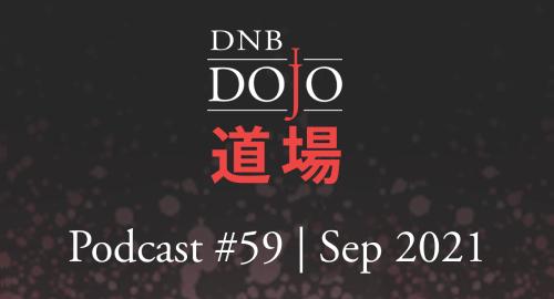 Hex - DNB Dojo Podcast #59 [Sept.2021]