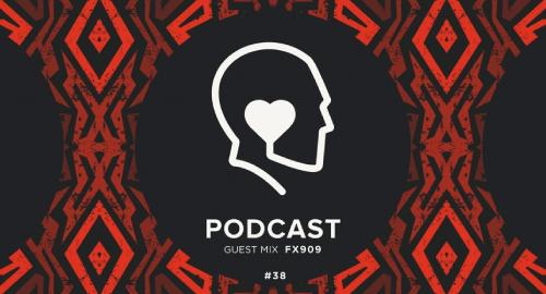 D.E.D & FX909 - Warm Ears Podcast #38 [June.2021]