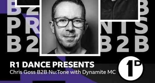 Chris Goss b2b Nu:Tone & Dynamite MC - BBC Radio One Hospital Records Takeover [April.2021]