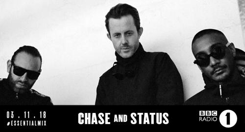 Chase & Status – Essential Mix, Live at London Eye # BBC Radio1 [03.11.2018]
