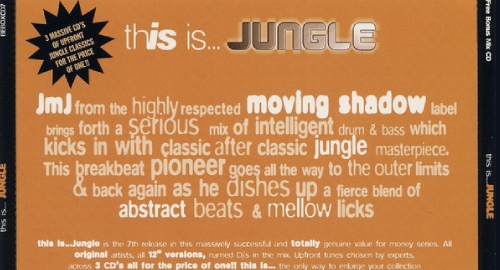 This Is Jungle - Compilation Mix by JMJ [1996]