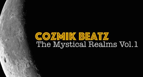 Essef - Cozmik Beatz # The Mystical Realms Vol.1 [Aug.2020]