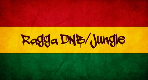 TowlieDJ - Vinyl Series # Ragga DNB / Jungle Vol.1 [Jan.2019]
