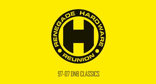 KNOXZ - Renegade Hardware Reunion # Live Mix [April.2018]