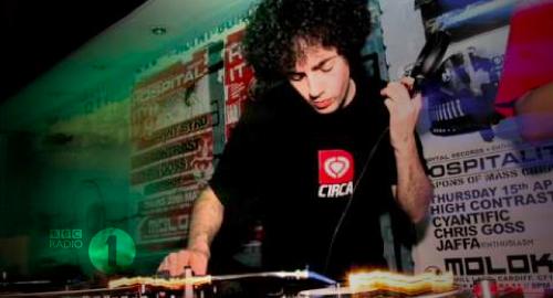 High Contrast - Essential Mix # BBC Radio 1 [April.2003]