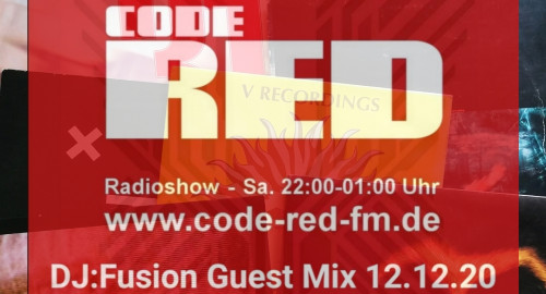 Code Red Radioshow 12.12.20 - DJ Fusion Guest Mix