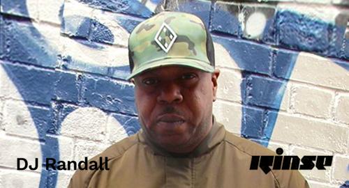DJ Randall - Rinse FM [11.01.2020]