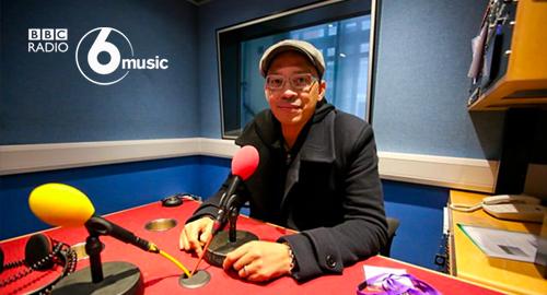 LTJ Bukem - Guest Mix # Mary Anne Hobbs Show, BBC Radio 6 Music [15.05.2020]