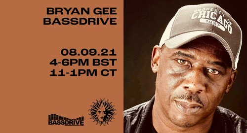 Bryan Gee - Live @ Bassdrive [Sept.2021]