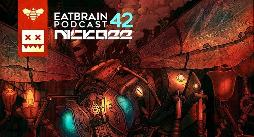 NickBee - Eatbrain Podcast #42 [25.10.2016]