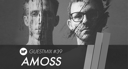 Amoss - In-Reach Guest Mix #39 [Aug.2018]