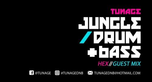 Hex - Tunage Guest Mix [June.2021]