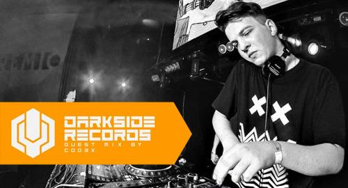 COD3X - DarkSide Records Guest Mix [Nov.2018]