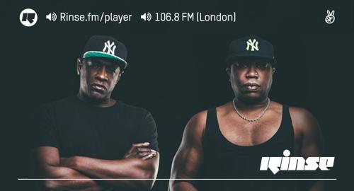 Fabio & Grooverider - Rinse FM [12.02.2017]