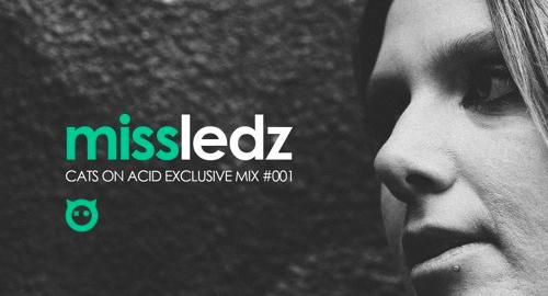 missledz - Cats On Acid # Guest Mix [Nov.2020]