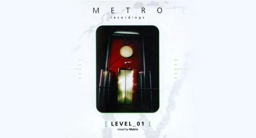 Matrix - Level_01 # Metro Recordings [1999]