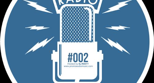 Promo Audio Radio #002 w/Special Guest : Drumagick