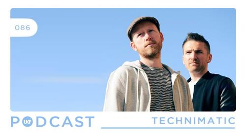 Technimatic - UKF Podcast #86 [Sept.2016]