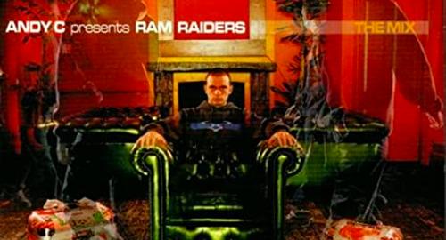 Andy C - Ram Raiders The Mix [2001]