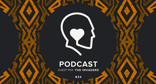 D.E.D & The Invaderz - Warm Ears Podcast #34 [Feb.2021]