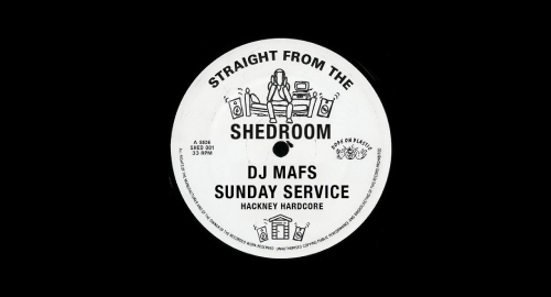 Mafs Sunday Service - 90mins of 93/94/95 Jungle Vinyl in the mix