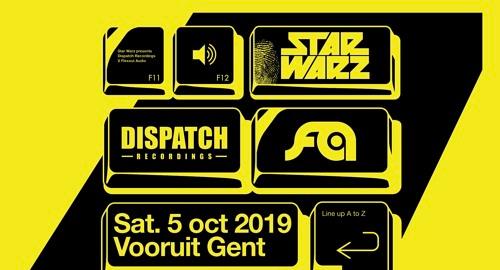 Black Barrel - Star Warz x Dispatch x Flexout Mix Pt.2 [Aug.2019]