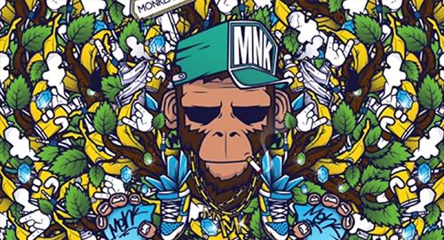 LaChips - Monkey Kush [March.2019]