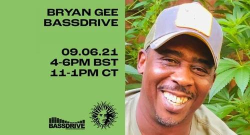 Bryan Gee - Live @ Bassdrive [June.2021]