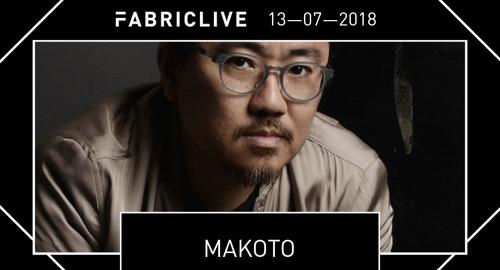 Makoto - FABRICLIVE Promo Mix [July.2018]