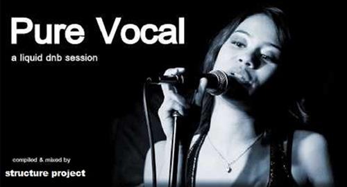 Structure Project - Pure Vocal # Liquid Dnb Sambas Brasilenas [Oct.2020]