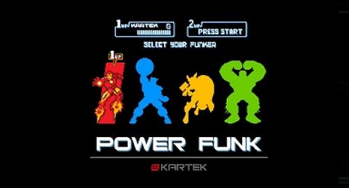 KARTEK - Power Funk