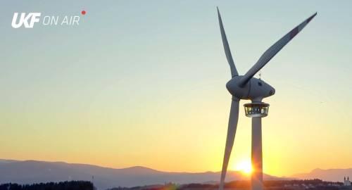 Camo & Krooked (DJ Set), Live From A Wind Turbine - UKF On Air