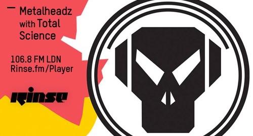 Total Science & Visionobi - Metalheadz # Rinse FM [20.04.2016]