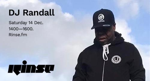 DJ Randall - Rinse FM [14.12.2019]